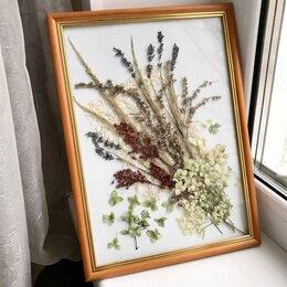 Картины, постеры, гобелены, панно - Удивительный гербарий  🖼, 0