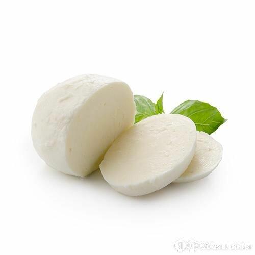 Сыр Моцарелла Сенатор твердый 40% 1 кг по цене 449₽ - Продукты, фото 0