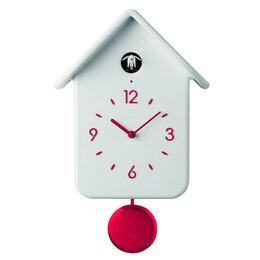 Часы настенные - Часы настенные с кукушкой белые QQ , 0