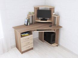 Компьютерные и письменные столы - Стол компьютерный Грета-7, 0