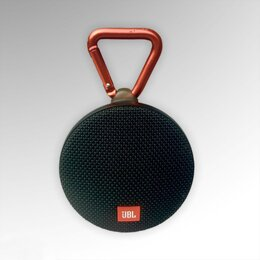 Портативная акустика - Беспроводная акустика JBL Clip 2 Black , 0