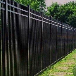 Готовые строения - Секционный забор из металла, 0