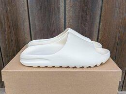 Шлепанцы - Тапки Adidas Yeezy Slide Bone, 41-43 размеры, 0