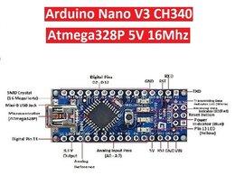Аксессуары и запчасти для ноутбуков - Arduino Nano, 0