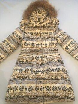 Пальто и плащи - Пальто зимнее для девочки р.164  (12-14 лет), 0