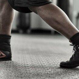 Сертификаты, курсы, мастер-классы - Работа ног в боксе, 0