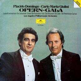 Виниловые пластинки - Placido Domingo Пласидо Доминго , Carlo Maria…, 0