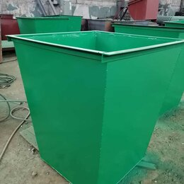 Мусорные ведра и баки - Контейнер мусорный 0,75 м3, 0