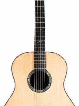Акустические и классические гитары - Акустическая гитара Washburn ELEGANTE S24S, 0