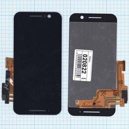 Дисплеи и тачскрины - Модуль (матрица + тачскрин) для HTC One S9 черный, 0