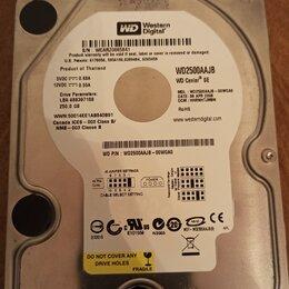 Жёсткие диски и SSD - Жесткий диск IDE WD 250Gb, 0