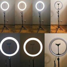 Фотовспышки - Селфи - Кольцевая лампа, круглая лампа, 0