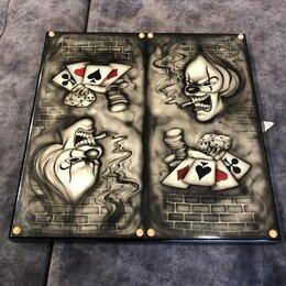 Настольные игры - Нарды ручной работы , 0