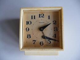 Часы настольные и каминные - Часы Будильник, 0
