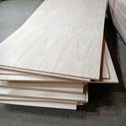 Древесно-плитные материалы - Фанерованные древесные плиты из МДФ, 0