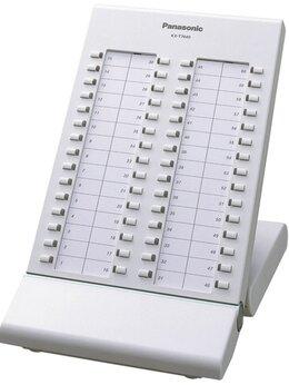 VoIP-оборудование - Цифровая консоль Panasonic KX-7640RU, 0