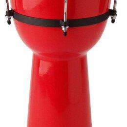 Ударные установки и инструменты - STAGG DPY-10-RD Джембе из стеклопластика 10, 0