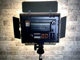Осветительное оборудование - Яркий Pro Видеосвет Yongnuo YN 300 со штативом, 0