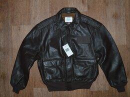 Куртки - Куртка кожаная пилот Avirex A-2, редкая, USA, 0