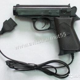 Аксессуары - Пистолет Dendy 8 bit широкий разъем (15P), 0