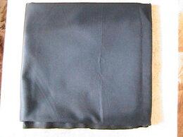 Ткани - Отрез т.синей ткани для пошива мундира и брюк…, 0
