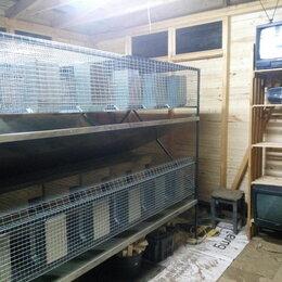 Клетки и домики  - Клетка для кроликов, модульная б\у , 0