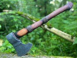 Ножи и мультитулы - Топор ручной работы , 0