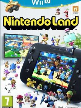 Игры для приставок и ПК - Игра Nintendo Land (Wii U), 0