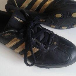 Кроссовки и кеды - Натуральная кожа. Кроссовки.Adidas., 0