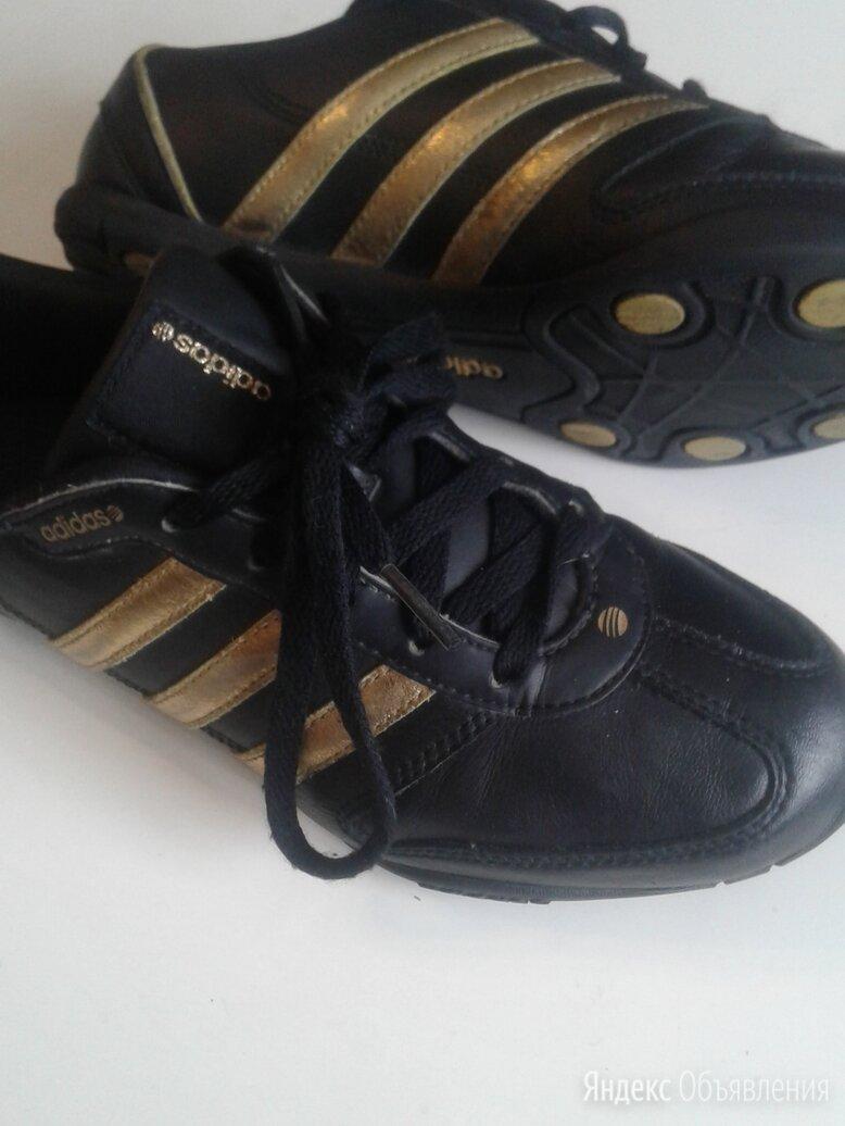 Натуральная кожа. Кроссовки.Adidas. по цене 600₽ - Кроссовки и кеды, фото 0
