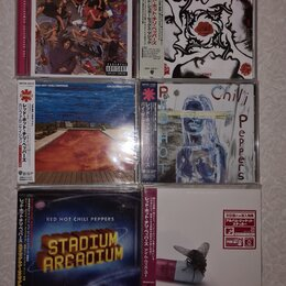 Музыкальные CD и аудиокассеты - RHCP, 0