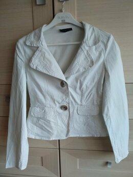 Пиджаки - Летний пиджак 46 р., 0