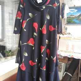 Платья - Платье вечернее новое с этикеткой  размер 54 /56 рост 160 ~170, 0