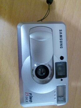Пленочные фотоаппараты - Фотоаппарат Samsung пленочный+чехол, 0