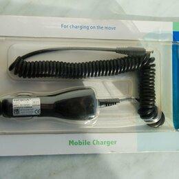 Зарядные устройства и адаптеры - Автомобильное зарядное устройство (Nokia, 12/24V), 0