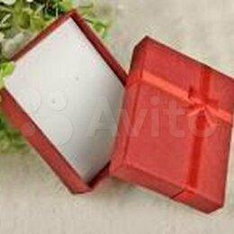 Подарочная упаковка - Подарочная коробочка 9x7x3см, 0