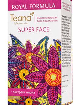 Для лица - Выравнивающая база под макияж teana super face…, 0