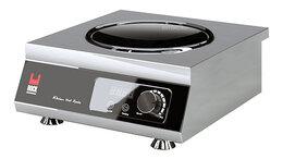 Промышленные плиты - Плита индукционная Rock Kitchen IOV 3500 WOK, 0