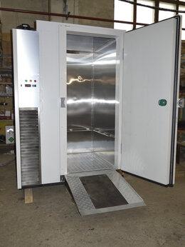 Морозильное оборудование - Большой шкаф шоковой заморозки на 40 уровней, 0