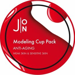 Косметика и чистящие средства - J:on антивозрастная альгинатная маска Корея, 0