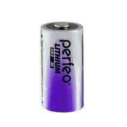 Батарейки - Элемент питания литиевый PERFEO CR2 (блистер/1шт), 0