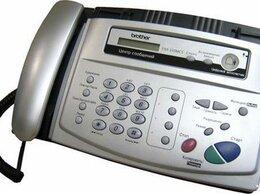 Проводные телефоны - Телефон стационарный, факс Brother 335ms, 0