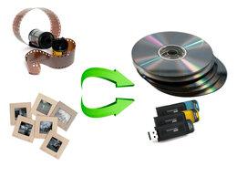 Фото и видеоуслуги - Оцифровка фотографий, фотопленок и слайдов.…, 0