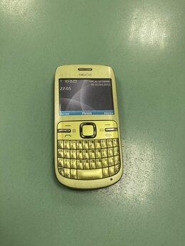 Мобильные телефоны - Nokia C3, 0