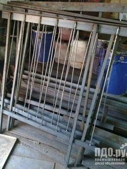 Лестницы и элементы лестниц - ОГП-11 Перильное ограждение площадок лестничных…, 0