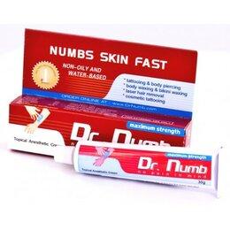 Принадлежности и оборудование для татуажа - Крем анестетик Dr Numb 30г, 0