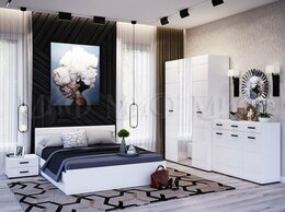 Шкафы, стенки, гарнитуры - Спальня Ненси NEW, 0