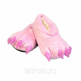 Кигуруми - Тапочки для кигуруми светло-розовые, 0