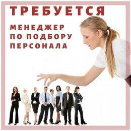Менеджер - менеджер по подбору персонала (удаленно), 0