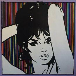 Картины, постеры, гобелены, панно - Картина Корсиканка, 0